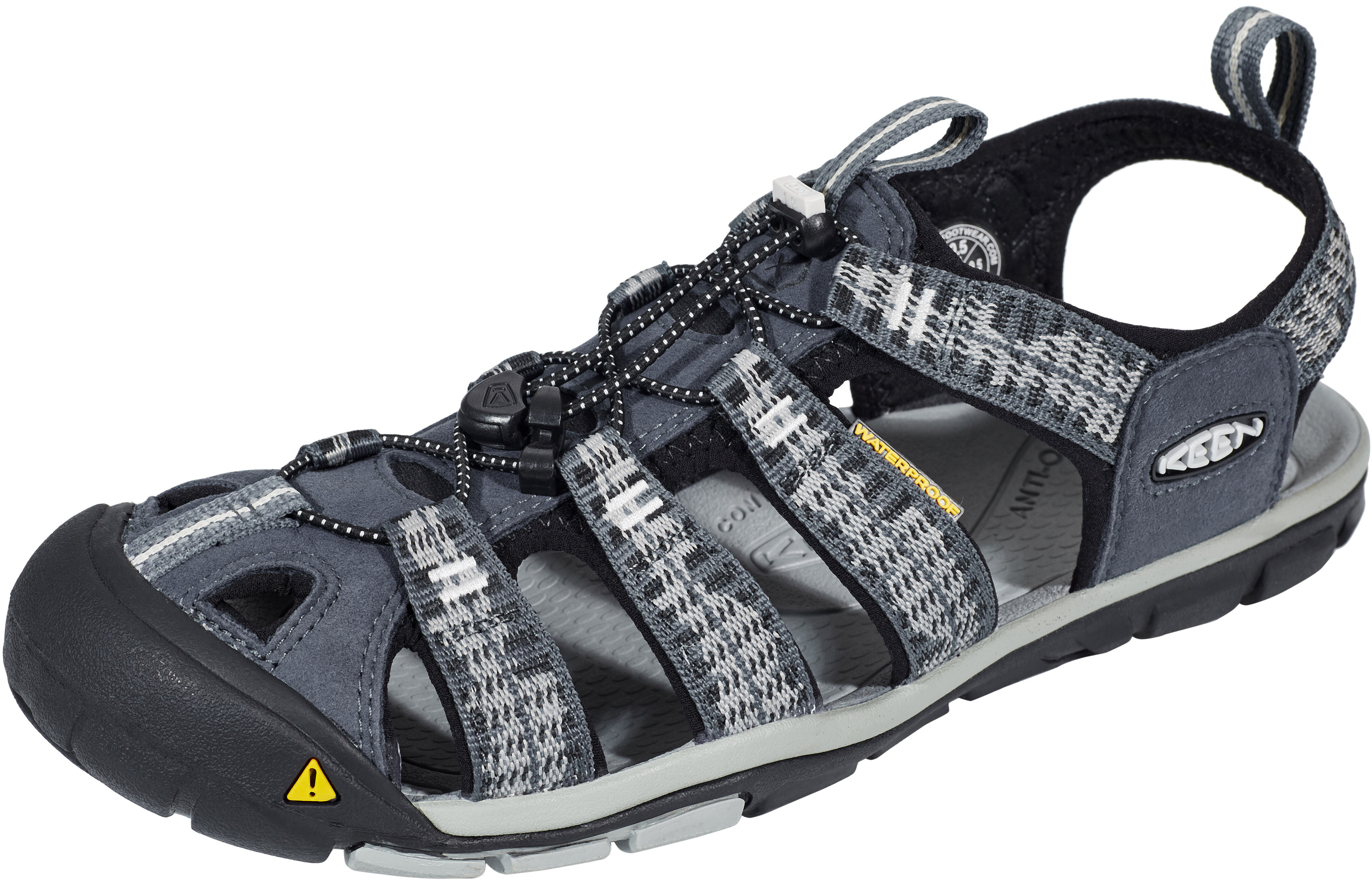 0e8b0d51b06508 Keen Clearwater CNX Sandals Men blue at Addnature.co.uk